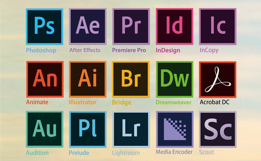 Adobe 2020 大师版 v11.0 全部产品免激活