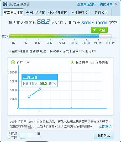 电信宽带免费提速200M/500M 不限提速次数