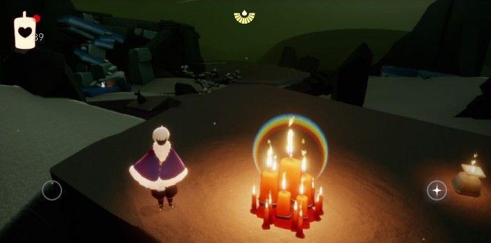 光遇1.30任务 1.30大蜡烛季节蜡烛具体位置[多图]图片6