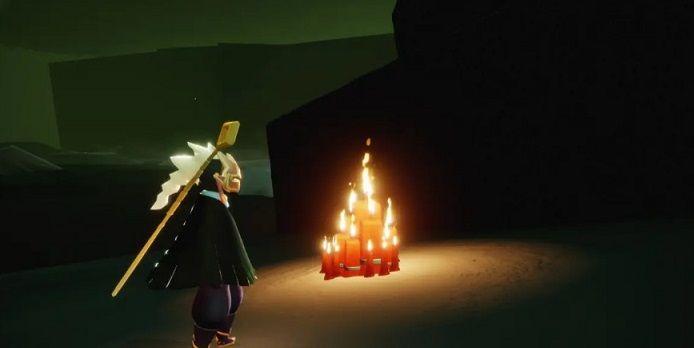 光遇1.30任务 1.30大蜡烛季节蜡烛具体位置[多图]图片7