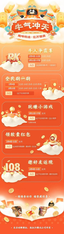 QQ2021牛气冲天_答题做任务领新春红包