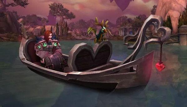 2021年魔兽世界情人节任务攻略 爱情火箭如何获得[多图]图片4