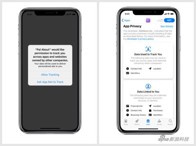 iOS_14.5将上线App跟踪透明度功能_极大保护用户意思