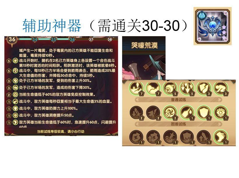 剑与远征神器试炼攻略:神器试炼通关阵容搭配推荐[多图]图片8